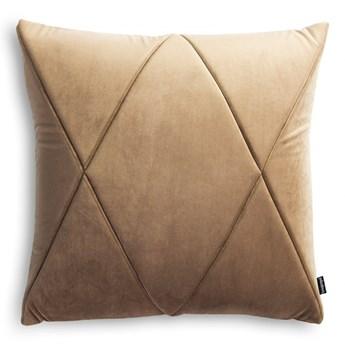 Poduszka Touch beżowa, 45x45 cm, Poduszkowcy