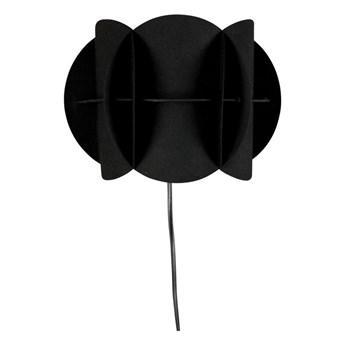 Lampa ścienna czarna Corridor, Dutchbone