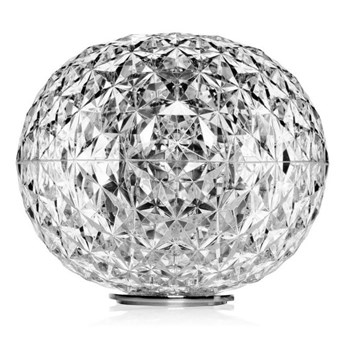 Lampa stołowa Planet krystaliczna,  Kartell