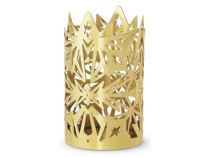 Świecznik złoty Karen Blixen 16 cm, Rosendahl