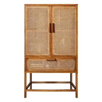Komoda drewniana Bamboo 80x140 cm,  Interior Space