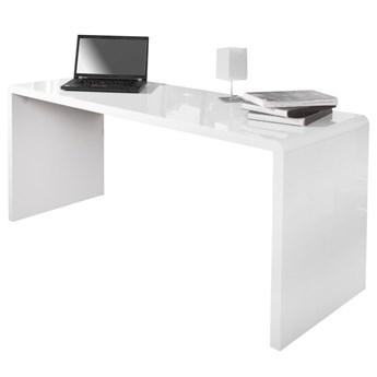 Biurko Fast Trade 160 cm, biały Interior Space