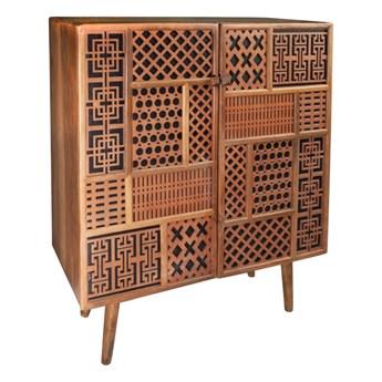 Komoda Marrakesch z drewna mango, Interior Space