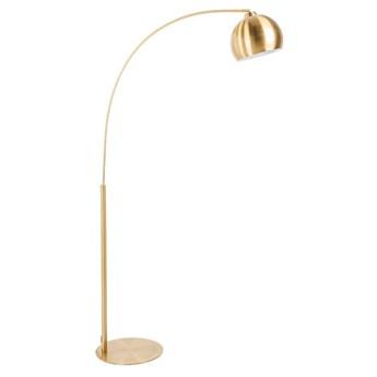 Lampa podłogowa Big Bow 205 cm złota Interior Space