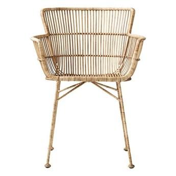 Krzesło do jadalni Cuun, naturalne, House Doctor