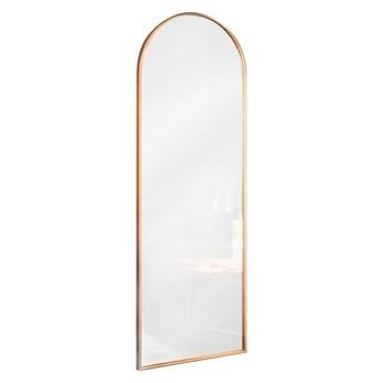 Lustro ścienne Elegancia 170 cm, złote, Interior Space