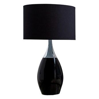 Lampa stołowa Carla czarna 60 cm, Interior Space
