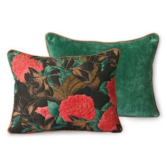 Szyta poduszka z motywem roślin, HKliving