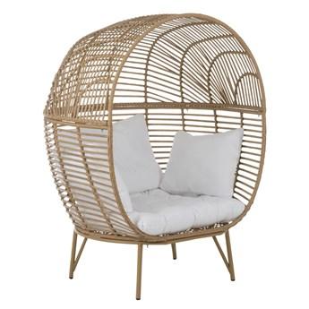 Fotel lounge ogrodowy Ball, J-Line