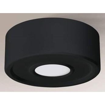 Okrągła oprawa metalowa ENA IL czarna, Shilo