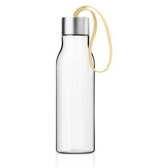 Butelka na wodę z troczkiem 0,5 l, cytrynowa, Eva Solo