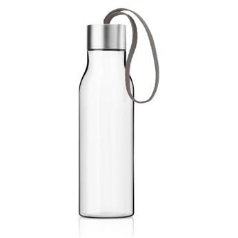 Butelka na wodę z troczkiem 0,5 l, taupe, Eva Solo