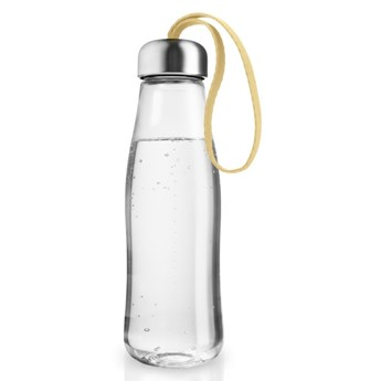 Szklana butelka do wody cytrynowa, Eva Solo