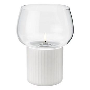 Lampa naftowa Hygge biała, Rig-Tig