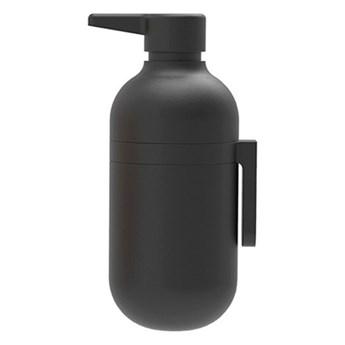 Dozownik do mydła Pump-It, czarny, RIG-TIG