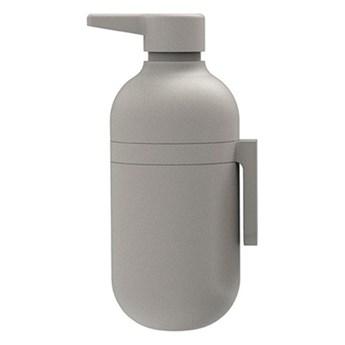 Dozownik do mydła Pump-It, jasnoszary, RIG-TIG