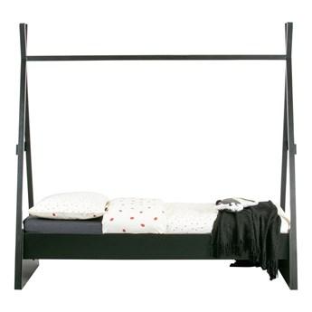 Drewniane łóżko Joep, Woood