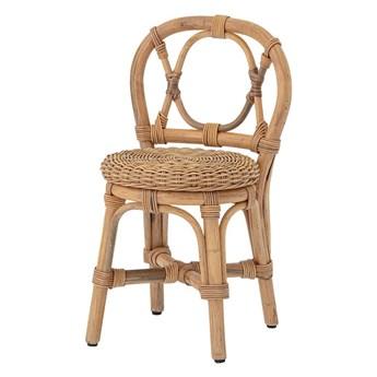 Krzesło Hortense, naturalne, Bloomingville