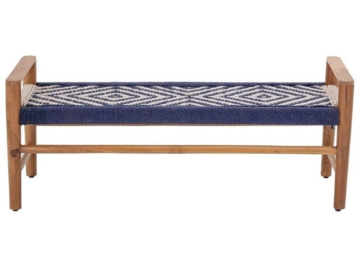Ławka Salme, niebieski, Bloomingville