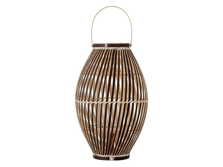 Lampion Jura, naturalny, Bloomingville Bambus Kategoria Świeczniki i świece