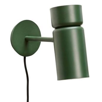 Kinkiet Candence, zielony, Hübsch