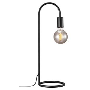 Lampa stołowa Paco, czarna, Nordlux