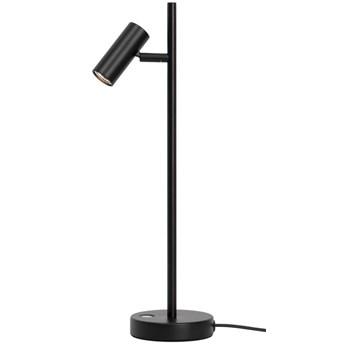 Lampa stołowa Omari, czarna, Nordlux