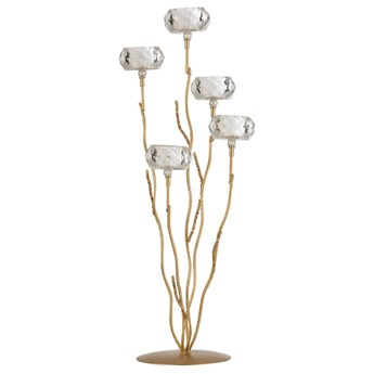 Kryształowy świecznik tealight Glitter L, J-Line