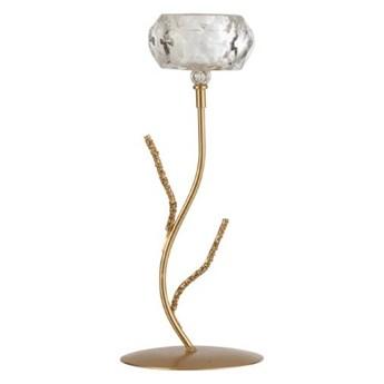 Kryształowy świecznik tealight Glitter S, J-Line