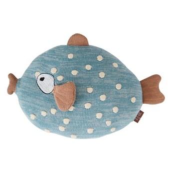 Poduszka pluszak ryba Little Finn OYOY