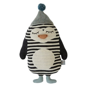 Poduszka pluszak Pingwin Baby Bob OYOY