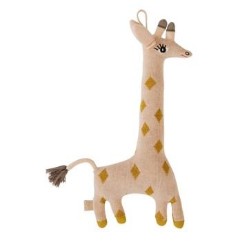 Pluszowa zabawka żyrafa Baby Guggi OYOY