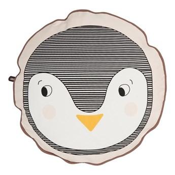 Okrągła poduszka Pingwin OYOY
