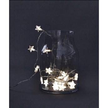 Lampki LED gwiazdki na drucie 5,9 m, House Doctor
