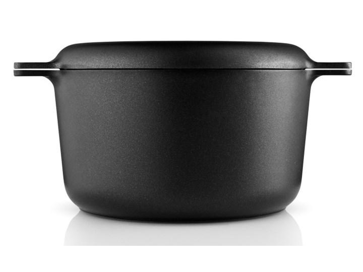 Brytfanna Nordic kitchen 3l, Eva Solo Aluminium Kategoria Naczynia do zapiekania Kolor Czarny