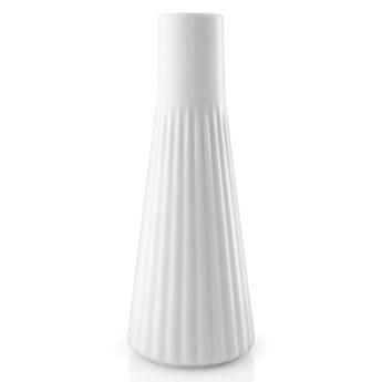 Biały świecznik z porcelany Legio Nova, Eva Trio