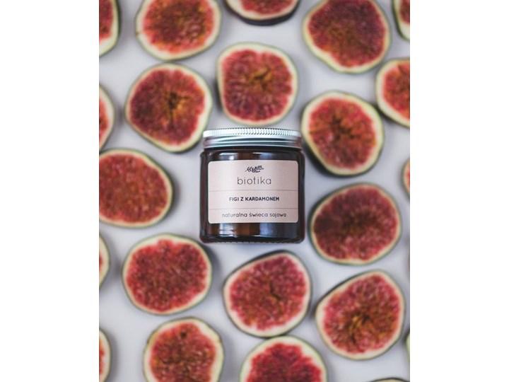 Figi z kardamonem, świeca zapachowa 120ml, Biotika