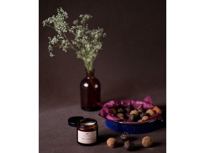 Karmel z czekoladą, świeca zapachowa 120ml, Biotika