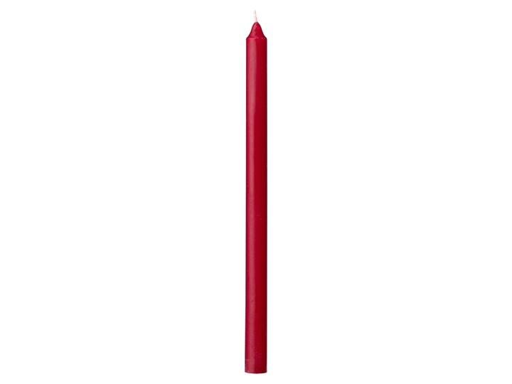 Czerwona świeczka 20 cm, Bloomingville