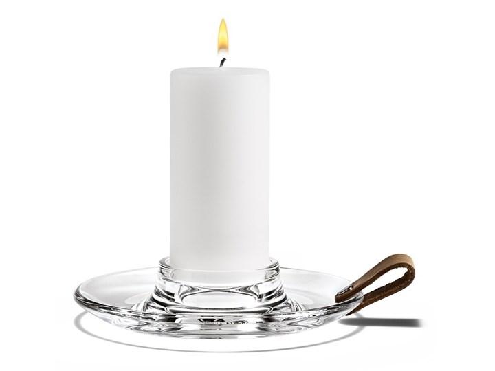 Świecznik ze szkła Ø17cm, Holmegaard Szkło Kategoria Świeczniki i świece