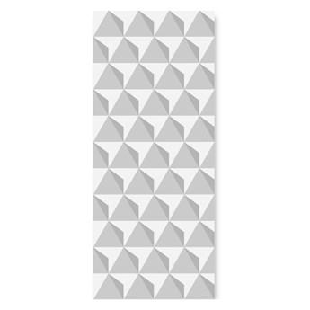 Tapeta dla dzieci Szare Trójkąty, Geometry, Humpty Dumpty