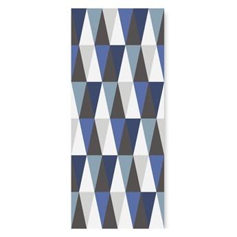 Tapeta dla dzieci Niebieski sześciokąt, Geometry, Humpty Dumpty