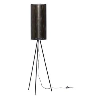 Lampa podłogowa, czarny, Hübsch
