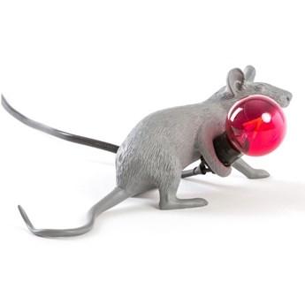 Lampa stołowa Mouse Lop, szary, Seletti