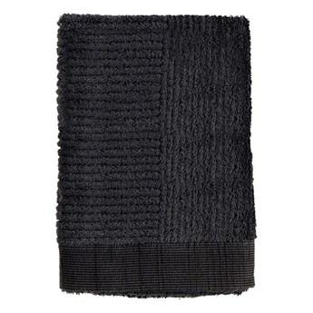 Ręcznik do rąk 50x70 cm Classic, czarny, Zone Denmark