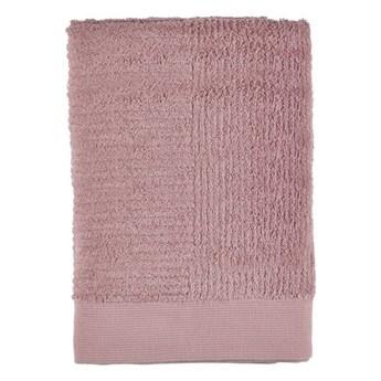 Ręcznik do kąpieli 70x140 cm Classic, różowy, Zone Denmark