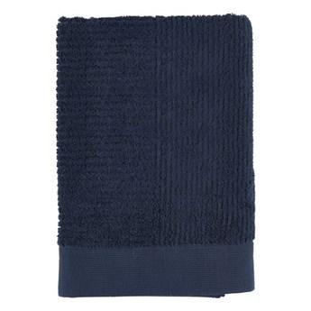 Ręcznik do kąpieli 140x70 cm Classic, ciemny niebieski, Zone Denmark
