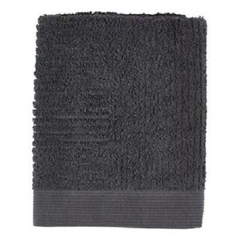 Ręcznik do rąk 50x70 cm Classic, antracytowy, Zone Denmark