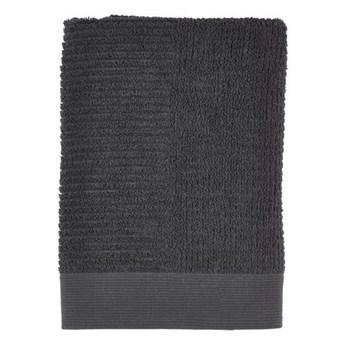 Ręcznik do kąpieli 70x140 cm Classic, antracytowy, Zone Denmark