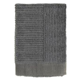 Ręcznik do rąk 50x70 cm Classic, szary, Zone Denmark
